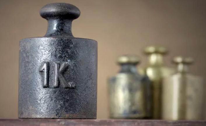 Kilogramın tanımı değişti