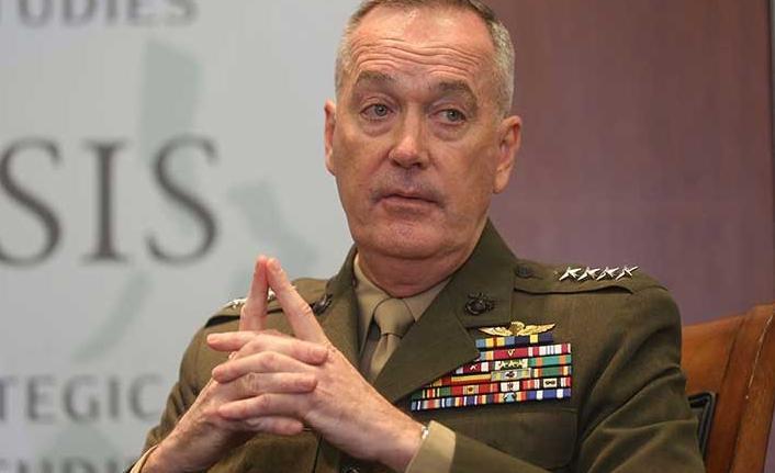 ABD Genelkurmay Başkanı'ndan 'güvenli bölge' açıklaması