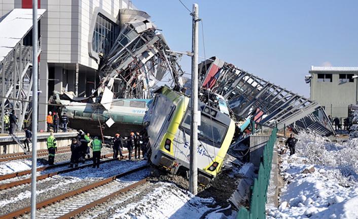 Erdoğan: George hızlı trene biniyorsa benim Ahmet'im de bu hızlı trene binecektir