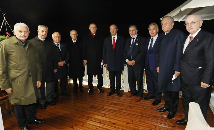Erdoğan ve Bahçeli Maraş'ta: Yeni bir süreç başladı