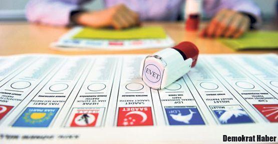 2.5 milyon gurbetçi oy kullanabilecek