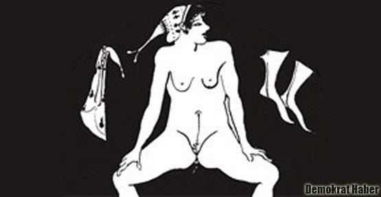2 bin 500 yıllık çizimlere sansür