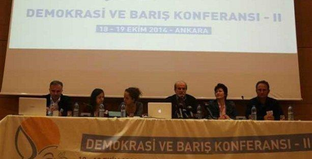 2. Demokrasi ve Barış Konferansı sona erdi