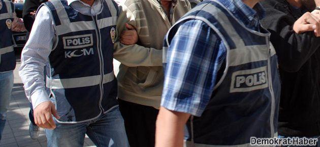 2 Suriyeli 1 korucuya uyuşturucu gözaltısı