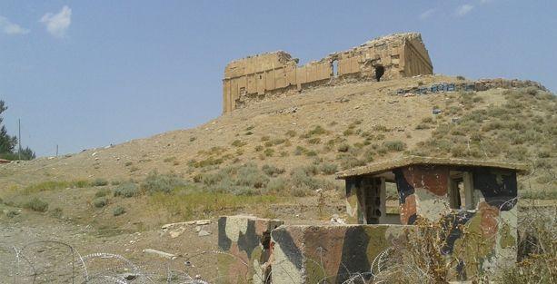 33 yıl askeri bölgede kalan manastır yıkılma tehlikesiyle karşı karşıya!
