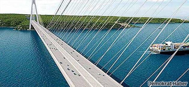 3. köprüde bilirkişi raporu: Yapılmazsa çevre kirliliği artar