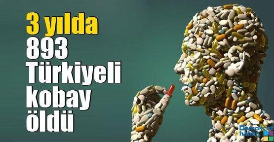 3 yılda 893 Türkiyeli kobay öldü