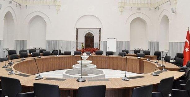 450 yıllık hamam 6 milyon liraya belediye meclisi oldu