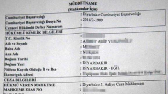 4 Hüda-Par'lının ölümüyle ilgili tutuklanan kişi o tarihte cezaevindeymiş