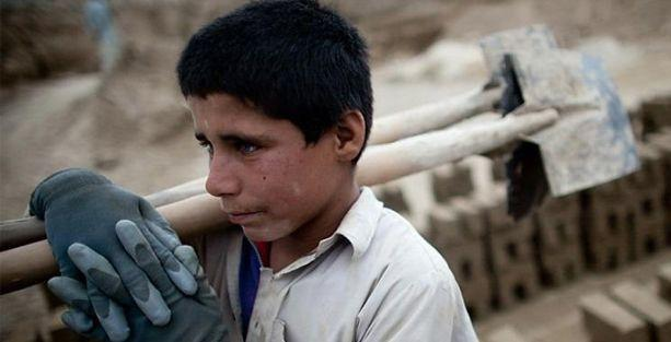 5,5 milyon çocuk zorla çalıştırılıyor!