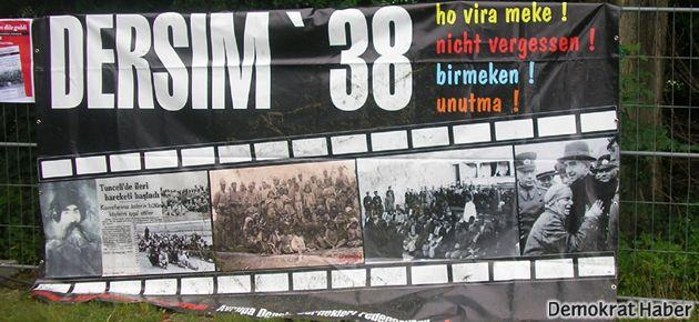 5. Dersim Kültür Festivali Frankfurt'ta