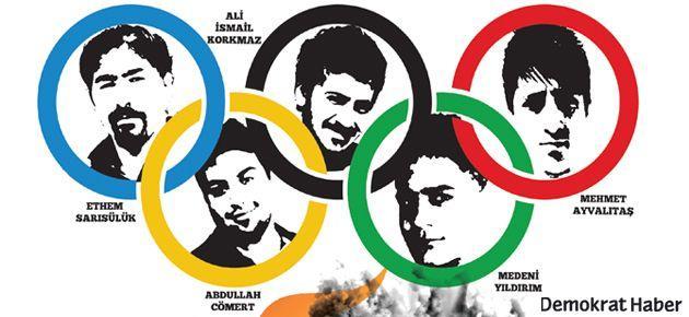 5 genç Gırgır'ın kapağında: Unutma!