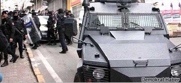 5 ilde eşzamanlı 'Gezi' operasyonu