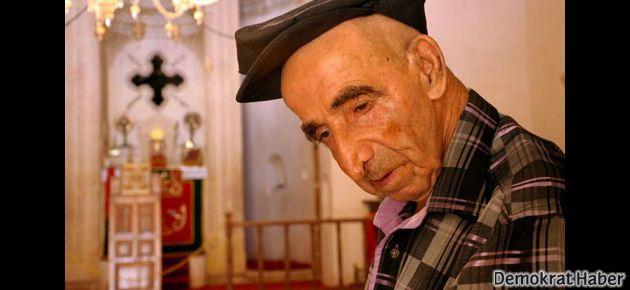 67 yıldır Deyrulzafaran'da yaşayan Bahe'nin hikayesi