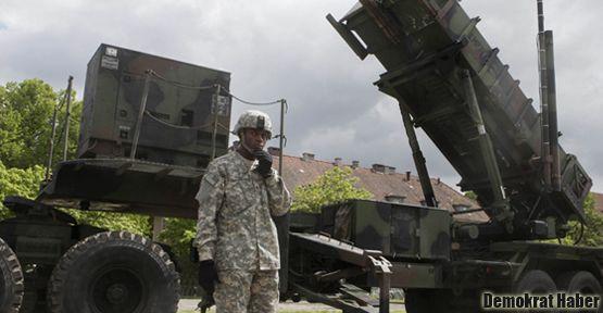 6 Patriot ve bin NATO askeri geliyor