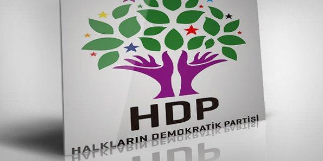 HDP aday listesi açıklandı: Adayların yüzde 49'u kadın