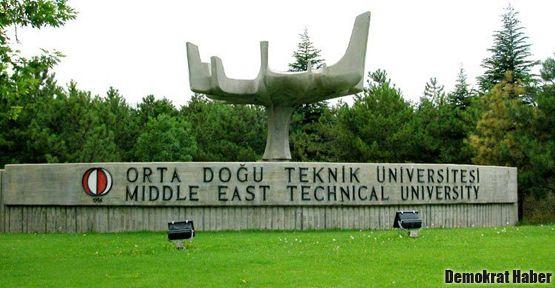 950 akademisyen ODTÜ'yü suçlayanları kınadı!