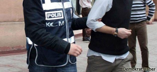9'u asker 21 kişi tutuklandı