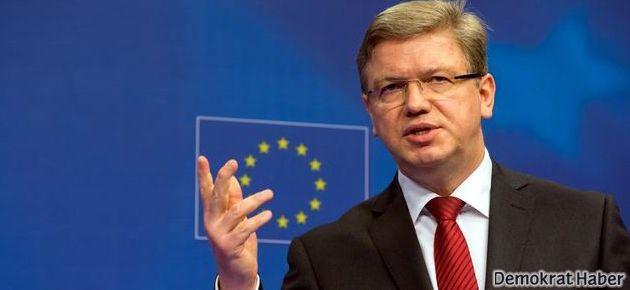 AB komisyonu: İnternet yasası ciddi endişeler yaratıyor
