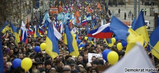 AB ve ABD'den Rusya'ya 'Kırım' yaptırımları