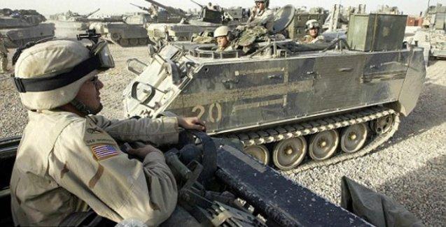 ABD, Baltık ülkelerine tank ve ağır silah yolluyor