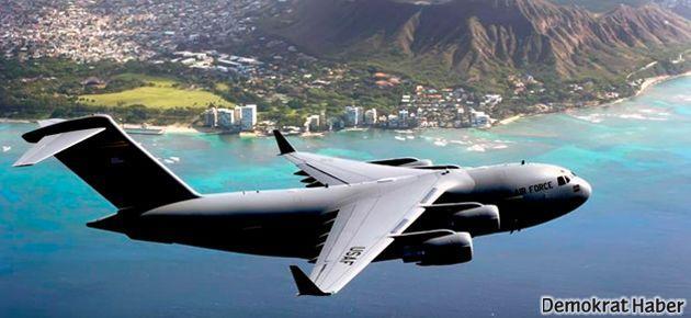 ABD, Çin havasahasında bombardıman uçağı uçurdu