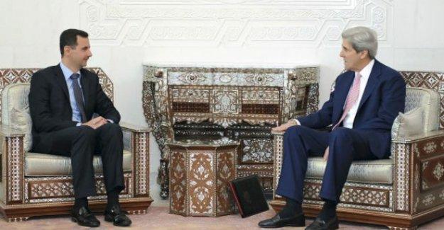 ABD: Esad'la müzakere etmek zorundayız