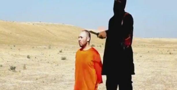 ABD, gazeteci Steven Sotloff'un infaz görüntülerinin gerçek olduğunu açıkladı