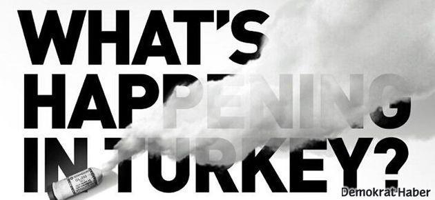 ABD gazetelerine 'Gezi direnişi' ilanı