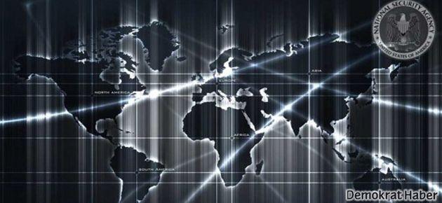 'ABD, günde 5 milyar cep telefonunu izliyor'
