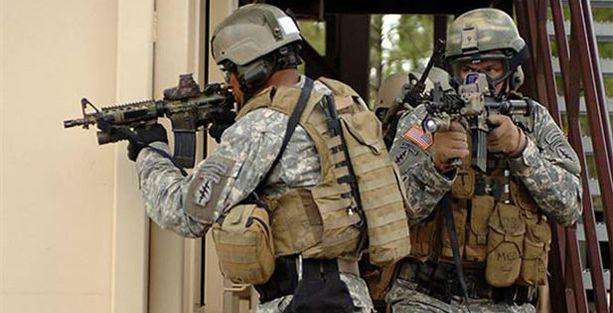 ABD, Irak'a özel harekat timi yolladı
