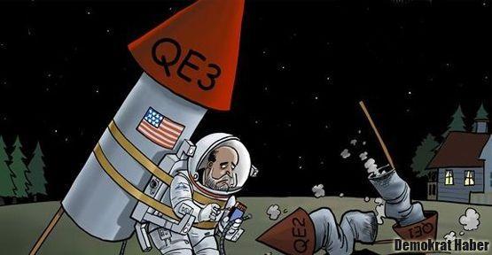 ABD Merkez Bankası'nın yeni parasal genişleme kararı QE 3.0: kimin yararına?