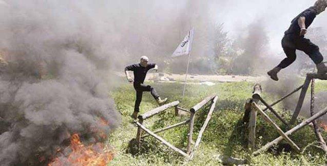 ABD ordusu Suriyeli muhalifleri Türkiye'de eğitmeye başladı
