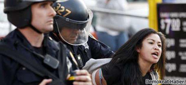 ABD, polis şiddeti için bir milyon dolar tazminat ödeyecek