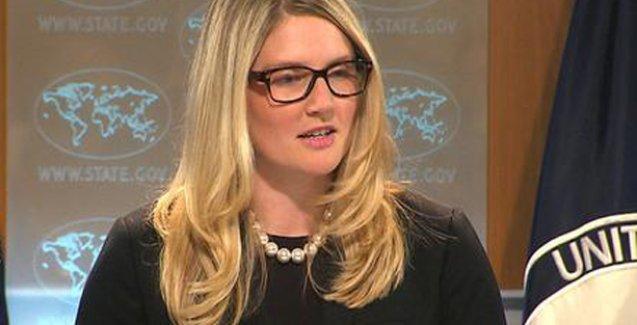 ABD: Türkiye'de hükümetin düşünce özgürlüğüne müdahale etmesinden kaygılıyız