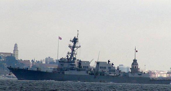 ABD, Türkiye'ye savaş gemisi vermekten vazgeçti