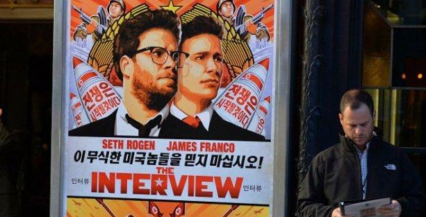 ABD ve Kuzey Kore arasında gerilime neden olan film gösterime giriyor