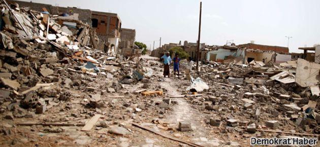 ABD Yemen'de saldırdı: 13 ölü