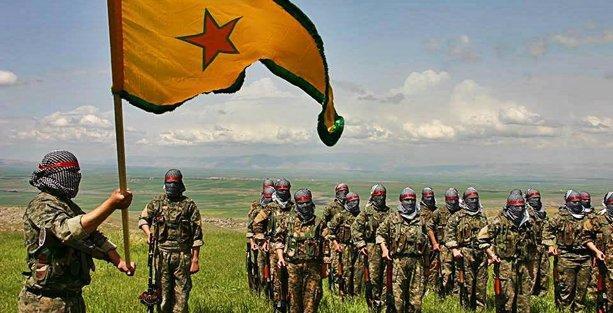 ABD: YPG'ye silah ve askeri mühimmat ulaştırdık