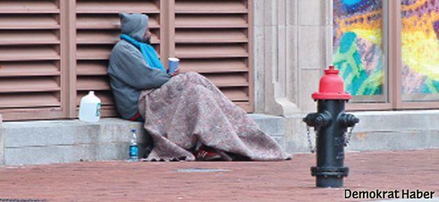 ABD'de her 6 kişiden biri yoksul
