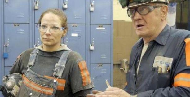 ABD'de madenlerde kadınlar da çalışıyor