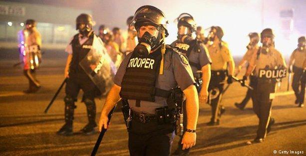 ABD'de polis şiddetine 1,5 milyon dolar tazminat