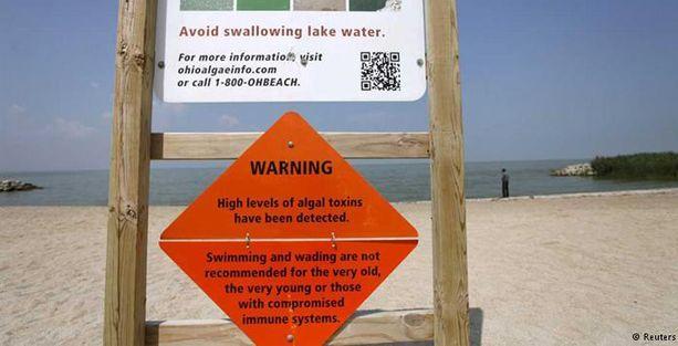 ABD'de şebeke suyuna zehir karıştı
