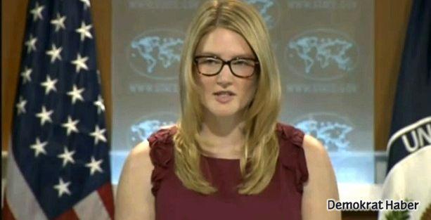 ABD'den Davutoğlu'na 'Algı operasyonu' cevabı:  Kesinlikle hayır, nokta!
