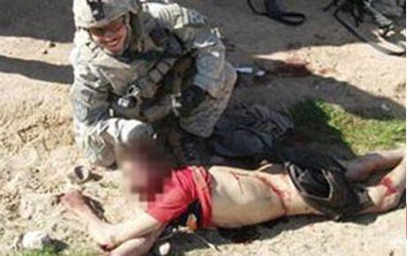 ABD'li askere ödül gibi ceza
