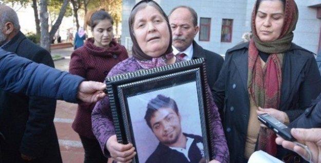 Abdullah Cömert'in annesi: Katiller yargılanana kadar mücadele edeceğiz