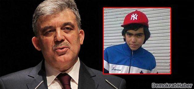 Abdullah Gül, Berkin'in babasını aradı