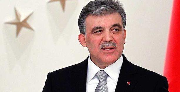 Abdullah Gül 'Çözüm Paketi'ni onayladı