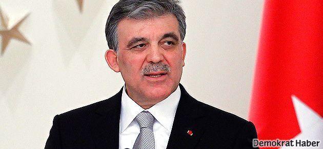 Abdullah Gül: Her şey rayına girer