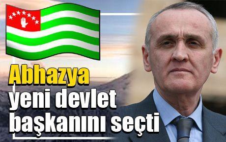 Abhazya yeni devlet başkanını seçti